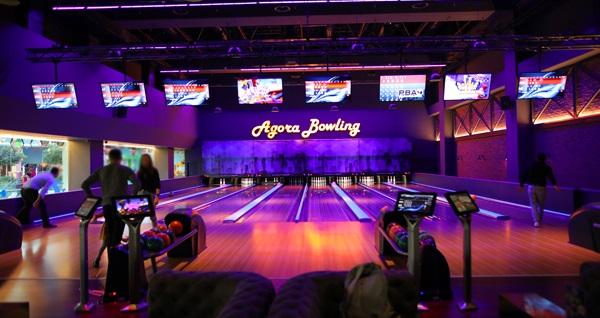 Eğlence sizi bekliyor! Agora Antalya AVM Agora Bowling'te bir oyun 20 TL yerine 10 TL! Fırsatın geçerlilik tarihi için, DETAYLAR bölümünü inceleyiniz.