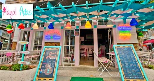 Hayal Adası Büyükada'da açık büfe kahvaltı 20 TL'den başlayan fiyatlarla! Fırsatın geçerlilik tarihi için DETAYLAR bölümünü inceleyiniz.