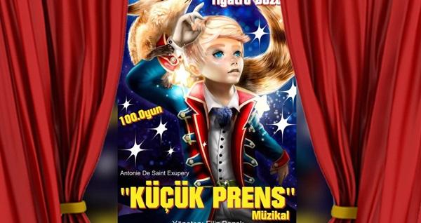 """""""Küçük Prens"""" oyunu için biletler"""