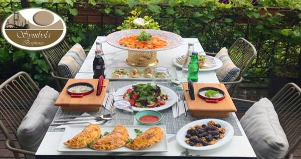 Ortaköy Symbola Bosphorus İstanbul Aurora Restaurant'ta enfes lezzetlerden oluşan iftar menüsü 99 TL! 6 Mayıs - 3 Haziran 2019 tarihleri arasında, iftar saatinde geçerlidir.