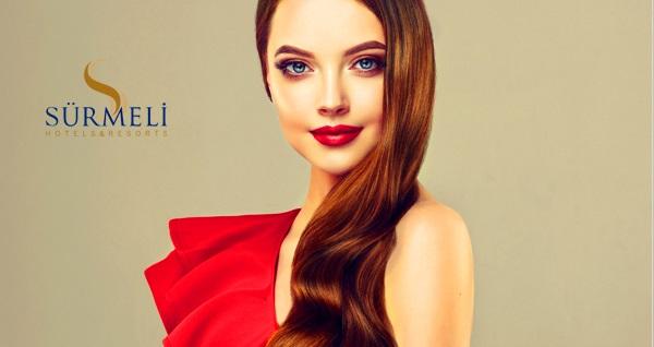 Sürmeli Hotel Sinan Yıldırım Hair Style'da güzellik uygulamaları 29 TL'den başlayan fiyatlarla! Fırsatın geçerlilik tarihi için DETAYLAR bölümünü inceleyiniz.