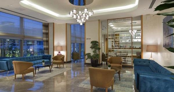 DoubleTree by Hilton Hotel İstanbul Tuzla'da çift kişilik 1 gece konaklama seçenekleri 349 TL'den başlayan fiyatlarla! Fırsatın geçerlilik tarihi için DETAYLAR bölümünü inceleyiniz.