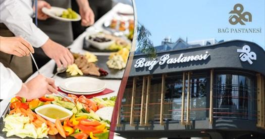 Bağ Pastanesi Altunizade şubesinde zengin açık büfe kahvaltı veya açık büfe öğle yemeği 40 TL yerine 23,90 TL! Fırsatın geçerlilik tarihi için DETAYLAR bölümünü inceleyiniz. Açık büfe kahvaltı SADECE PAZAR GÜNLERİ 10:00 - 14:00 & açık büfe öğle yemeği SADECE HAFTA İÇİ 12:00 - 14:30 saatleri arasındadır.