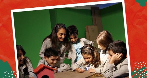 Nilüfer Çocuklar İş Başında'da 4-12 yaş arası çocuklar için birbirinden eğlenceli ve öğretici Meslek Atölyeleri 12,90 TL'den başlayan fiyatlarla! Fırsatın geçerlilik tarihi için, DETAYLAR bölümünü inceleyiniz.