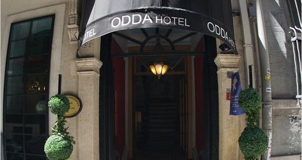 Beyoğlu Odda Hotel'de çift kişilik 1 gece konaklama seçenekleri 159 TL'den başlayan fiyatlarla! Fırsatın geçerlilik tarihi için, DETAYLAR bölümünü inceleyiniz.