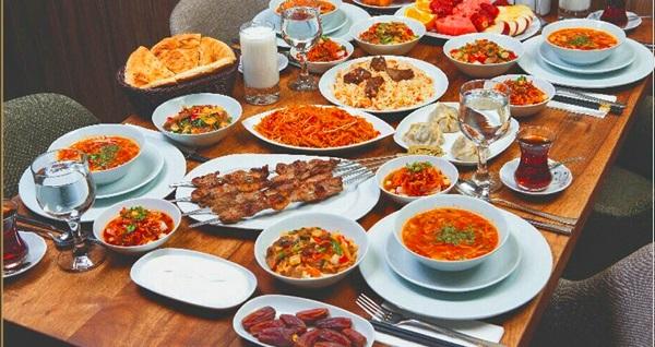 Korgan Uygur Sofrası'nda tadına doyulmaz akşam yemeği menüleri 69 TL! Fırsatın geçerlilik tarihi için DETAYLAR bölümünü inceleyiniz.