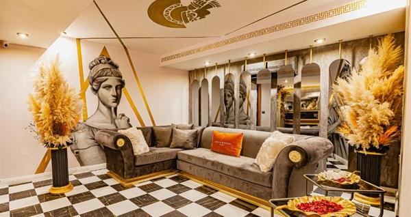 Nişantaşı Lord Morgan & Exclusive Design Hotel'de çift kişilik 1 gece konaklama 269 TL'den başlayan fiyatlarla! Fırsatın geçerlilik tarihi için DETAYLAR bölümünü inceleyiniz.