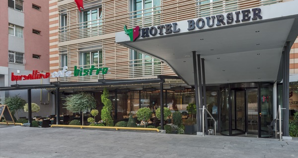 Şişli Boursier Hotel'de zengin açık büfe kahvaltı keyfi 19,90 TL'den başlayan fiyatlarla! Fırsatın geçerlilik tarihi için DETAYLAR bölümünü inceleyiniz.