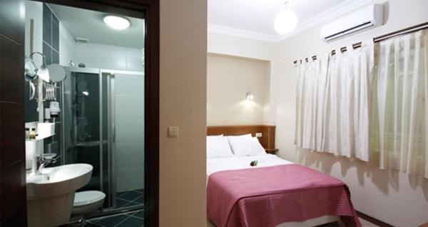 Bodrum MİA Butik Hotel'de çift kişilik 1 gece konaklama seçenekleri 139 TL'den başlayan fiyatlarla! Fırsatın geçerlilik tarihi için DETAYLAR bölümünü inceleyiniz.