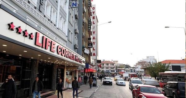 İzmir Life Corner Hotel'de kahvaltı dahil çift kişilik 1 gece konaklama seçenekleri 189 TL'den başlayan fiyatlarla! Fırsatın geçerlilik tarihi için DETAYLAR bölümünü inceleyiniz.