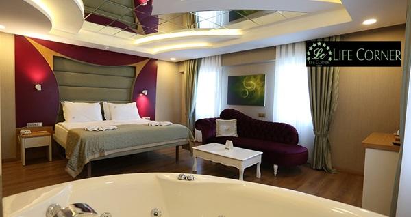 İzmir Life Corner Hotel'de kahvaltı dahil çift kişilik 1 gece konaklama seçenekleri 199 TL'den başlayan fiyatlarla! Fırsatın geçerlilik tarihi için DETAYLAR bölümünü inceleyiniz.