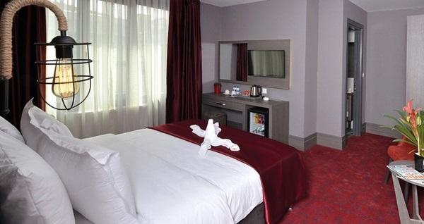 A11 Otel Kadıköy'de çift kişilik 1 gece konaklama keyfi 200 TL'den başlayan fiyatlarla! Fırsatın geçerlilik tarihi için DETAYLAR bölümünü inceleyiniz.