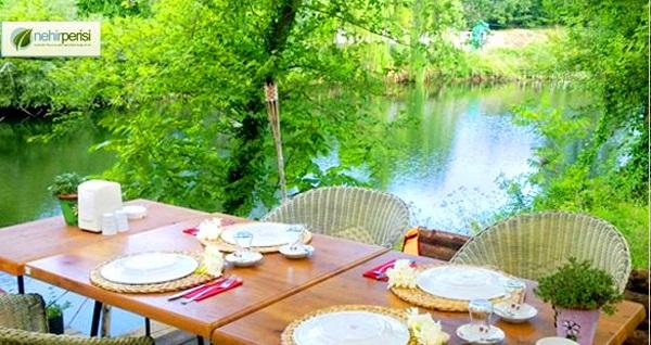 Doğa harikası Ağva Nehir Perisi'nde serpme kahvaltı keyfi 44,90 TL! Fırsatın geçerlilik tarihi için DETAYLAR bölümünü inceleyiniz.