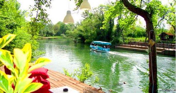 Doğa harikası Ağva Nehir Perisi'nde serpme kahvaltı keyfi 34,90 TL'den başlayan fiyatlarla! Fırsatın geçerlilik tarihi için DETAYLAR bölümünü inceleyiniz.