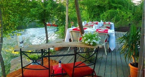 Doğa harikası Ağva Nehir Perisi'nde serpme kahvaltı keyfi 24,90 TL'den başlayan fiyatlarla! Fırsatın geçerlilik tarihi için DETAYLAR bölümünü inceleyiniz.