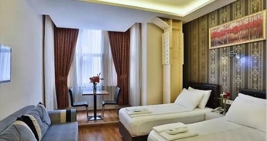 GH Taksim Hotel'den çift kişi 1 gece açık büfe kahvaltı dahil konaklama seçenekleri 199 TL'den başlayan fiyatlarla! Fırsatın geçerlilik tarihi için DETAYLAR bölümünü inceleyiniz.