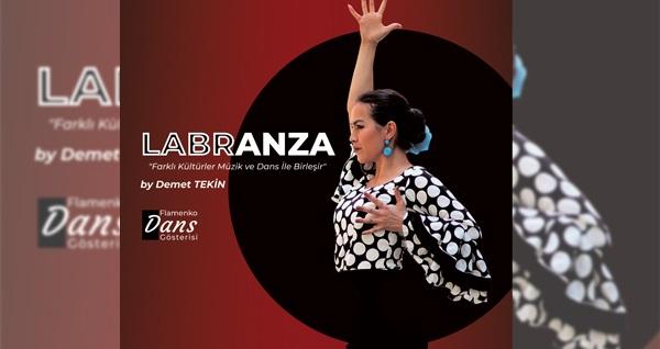 """""""Labranza - Flamenko Dans Gösterisi"""" için giriş biletleri 79 TL yerine 50 TL! Tarih ve konum seçimi yapmak için """"Hemen Al"""" butonuna tıklayınız."""