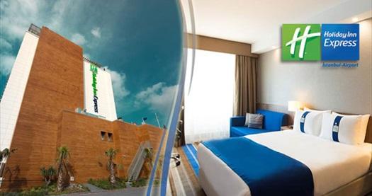 Holiday Inn Express Halkalı Hotel'de çift kişilik 1 gece konaklama seçenekleri 129 TL'den başlayan fiyatlarla! Fırsatın geçerlilik tarihi için, DETAYLAR bölümünü inceleyiniz.