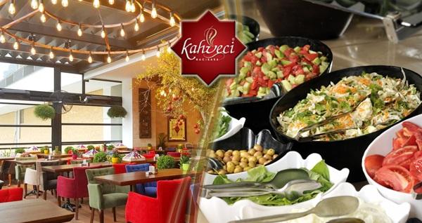 Parkora AVM Kahveci Hacıbaba'da 150 çeşitten oluşan açık büfe kahvaltı keyfi 25 TL'den başlayan fiyatlarla! Fırsatın geçerlilik tarihi için, DETAYLAR bölümünü inceleyiniz.