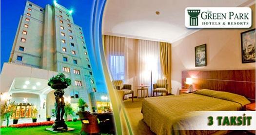 The Green Park Hotel Bostancı'da çift kişilik 1 gece konaklama keyfi 125 TL'den başlayan fiyatlarla! Fırsatın geçerlilik tarihi için, DETAYLAR bölümünü inceleyiniz. Özel günler HARİÇ; Cuma, Cumartesi ve Pazar günleri geçerlidir.