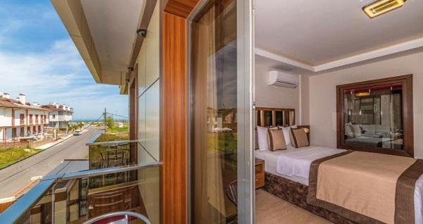 Ağva Palas Hotel'in farklı oda tiplerinde kahvaltı dahil çift kişilik 1 gece konaklama seçenekleri 159 TL'den başlayan fiyatlarla! Fırsatın geçerlilik tarihi için DETAYLAR bölümünü inceleyiniz.
