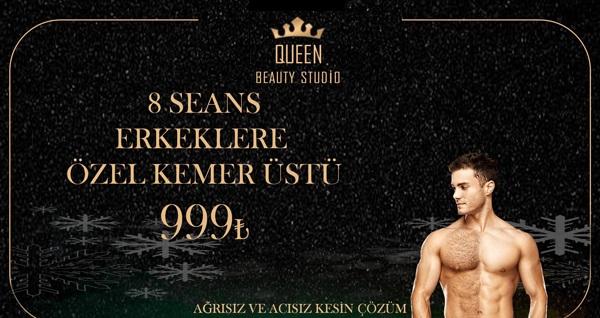 Muratpaşa Queen Beauty Studio'da kadın ve erkekler için istenmeyen tüylerden kurtulma uygulaması 175 TL'den başlayan fiyatlarla! Fırsatın geçerlilik tarihi için, DETAYLAR bölümünü inceleyiniz.