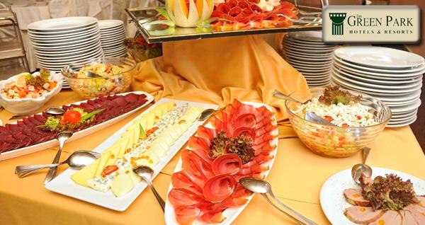 The Green Park Hotel Merter'de yöresel lezzetlerden oluşan açık büfe kahvaltı 45 TL! Fırsatın geçerlilik tarihi için DETAYLAR bölümünü inceleyiniz.