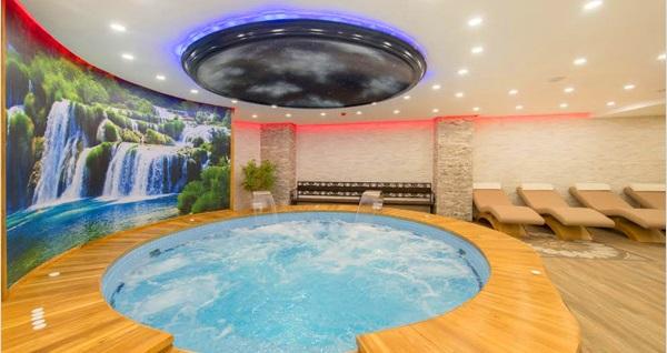 Yenibosna Midmar Deluxe Hotel Midmar SPA'da terapi ve masaj seçenekleri 49 TL'den başlayan fiyatlarla! Fırsatın geçerlilik tarihi için DETAYLAR bölümünü inceleyiniz.
