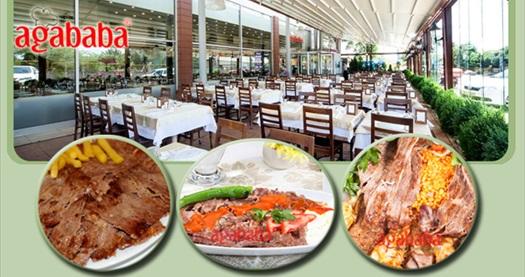 Ümraniye Ağababa Döner'de lezzet menüleri kişi seçenekleriyle 19,90 TL'den başlayan fiyatlarla! Fırsatın geçerlilik tarihi için DETAYLAR bölümünü inceleyiniz. Hafta içi 17.00'dan sonra & hafta sonu tüm gün geçerlidir. Paket serviste geçerli değildir.