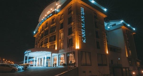 Karpalas City Hotel & Spa Bolu'da kahvaltı dahil çift kişilik 1 gece konaklama seçenekleri 236 TL'den başlayan fiyatlarla! Fırsatın geçerlilik tarihi için, DETAYLAR bölümünü inceleyiniz.