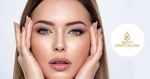 Beşiktaş Beauty Update Saloon'da hydrafacial, leke bakımı, anti aging bakım ve klasik cilt bakımı uygulamaları 49 TL'den başlayan fiyatlarla! Fırsatın geçerlilik tarihi için DETAYLAR bölümünü inceleyiniz.