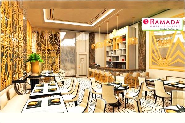 Beyoğlu Ramada Hotel & Suites Istanbul Golden Horn'da seçmeli iftar menüleri 59 TL'den başlayan fiyatlarla! 16 Mayıs 2018-14 Haziran 2018 tarihleri arasında, iftar saatinde geçerlidir.