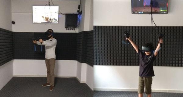 Özlüce VR Exsen Sanal Gerçeklik Oyun Salonu'nda 30 ve 60 dakikalık sanal gerçeklik deneyimi 14,90 TL'den başlayan fiyatlarla! Fırsatın geçerlilik tarihi için, DETAYLAR bölümünü inceleyiniz.