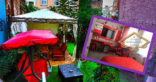 Taksim Sarajevo Hotel'de çift kişilik 1 gece konaklama seçenekleri 109 TL'den başlayan fiyatlarla! Fırsatın geçerlilik tarihi için DETAYLAR bölümünü inceleyiniz.
