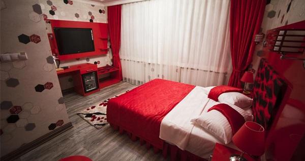 Taksim Sarajevo Hotel'de çift kişilik 1 gece konaklama seçenekleri 139 TL'den başlayan fiyatlarla! Fırsatın geçerlilik tarihi için DETAYLAR bölümünü inceleyiniz.