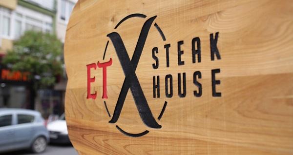 Et-X Steak House'da enfes menü seçenekleri 32 TL'den başlayan fiyatlarla! Fırsatın geçerlilik tarihi için DETAYLAR bölümünü inceleyiniz.