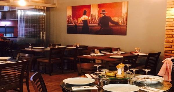 Et-X Steak House'da enfes menü seçenekleri 38 TL'den başlayan fiyatlarla! Fırsatın geçerlilik tarihi için DETAYLAR bölümünü inceleyiniz.