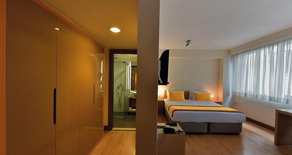 Beşiktaş Cheya Hotel & Suites'te açık büfe kahvaltı dahil çift kişilik 1 gece konaklama keyfi 299 TL'den başlayan fiyatlarla! Fırsatın geçerlilik tarihi için DETAYLAR bölümünü inceleyiniz.