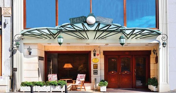 Beyoğlu Pera Rose Hotel'de açık büfe kahvaltı dahil çift kişilik 1 gece konaklama 239 TL! Fırsatın geçerlilik tarihi için DETAYLAR bölümünü inceleyiniz.