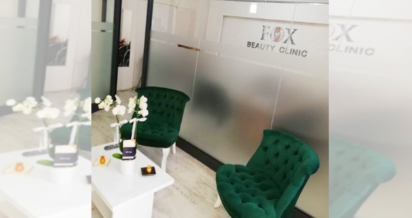 Narlıdere Fox Beauty Clinic'te 1 seans hydrafacial cilt bakımı, 1 seans yoğun cilt bakımı, 4 seans botoks etkili radyofrekans ve 1 seans somon dna ile cilt gençleştirme 1.000 TL yerine 12,90 TL! Fırsatın geçerlilik tarihi için, DETAYLAR bölümünü inceleyiniz.
