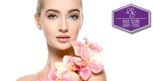 Buse Ersan Beauty Center'da yoğun cilt bakımı ve ölçülü kaş alımı uygulamaları 19,90 TL'den başlayan fiyatlarla! Fırsatın geçerlilik tarihi için, DETAYLAR bölümünü inceleyiniz.