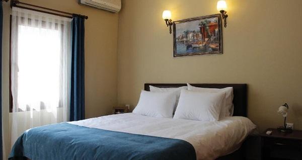 Kayaköy Utopia Lodge Hotel'de kahvaltı dahil çift kişilik 1 gece konaklama seçenekleri 149 TL'den başlayan fiyatlarla! Fırsatın geçerlilik tarihi için, DETAYLAR bölümünü inceleyiniz.