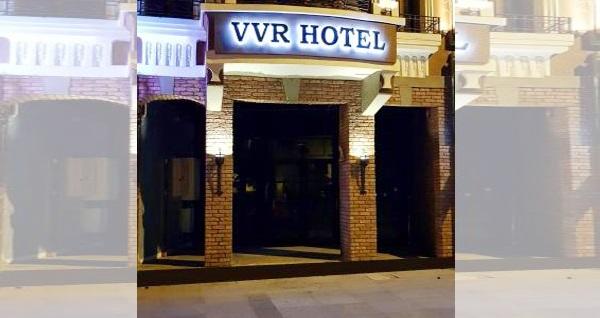 Şişli VVR Hotel'de açık büfe kahvaltı dahil çift kişilik 1 gece konaklama keyfi 179 TL'den başlayan fiyatlarla! Fırsatın geçerlilik tarihi için, DETAYLAR bölümünü inceleyiniz.