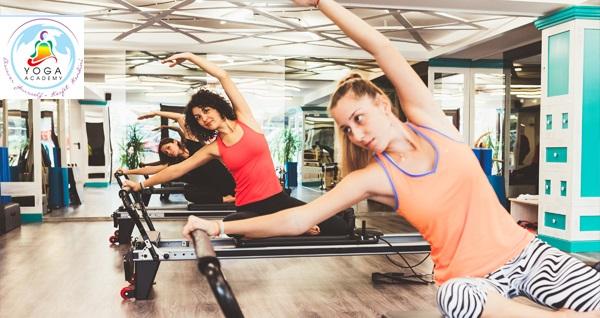 Yoga Academy Nişantaşı'nda Seçenekli yoga veya pilates kursu 49 TL'den başlayan fiyatlarla! Fırsatın geçerlilik tarihi için DETAYLAR bölümünü inceleyiniz.
