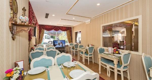 Sultanahmet Santa Sophia Hotel'de kahvaltı dahil çift kişilik 1 gece konaklama seçenekleri 129 TL'den başlayan fiyatlarla! Fırsatın geçerlilik tarihi için, DETAYLAR bölümünü inceleyiniz.