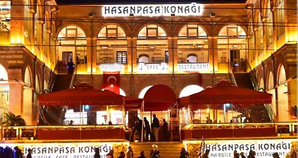 Hasan Paşa Konağı'nda iftar ve sahur menüsü 30 TL'den başlayan fiyatlarla! 16 Mayıs 2018-14 Haziran 2018 tarihleri arasında, iftar saatinde geçerlidir.