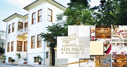 Ada Palas Büyükada Butik Otel'de çift kişilik 1 veya 3 gece konaklama seçenekleri 279 TL'den başlayan fiyatlarla! Fırsatın geçerlilik tarihi için, DETAYLAR bölümünü inceleyiniz.