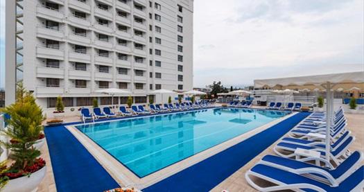 Antalya Best Western Plus Khan Hotel'de Sevgililer Günü'ne özel kahvaltı dahil çift kişilik 1 gece konaklama ve akşam yemeği seçenekleri 99 TL'den başlayan fiyatlarla! Sevgililer Gününe ÖZEL; 14 Şubat tarihinde geçerlidir. Fırsata opsiyonları dahilinde, kahvaltı dahil çift kişilik 1 gece konaklama ve canlı müzik eşliğinde akşam yemeği dahildir.