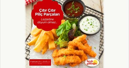 Kartal Faruk Güllüoğlu'nda tavuklu sezar salata, pizza, hamburger, çıtır piliç, cızbız köfte veya 2 kişilik kahvaltı tabağı 16,90 TL'den başlayan fiyatlarla! Fırsatın geçerlilik tarihi için DETAYLAR bölümünü inceleyiniz. Haftanın her günü 06:00 - 22:00 saatleri arasında geçerlidir.