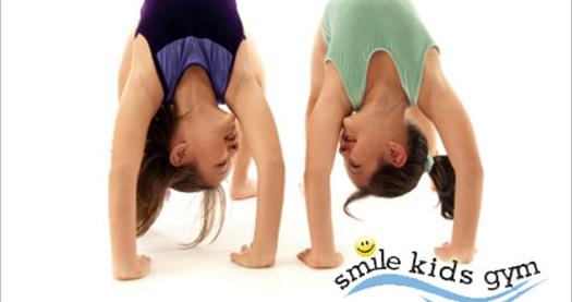 Batıkent Smile Kids Gym'de yeni şube açılışına özel 1 aylık ''Baby Gym Plus'',''Aerobik Cimnastik','' Artistik Cimnastik'' üyeliklerinden seçeceğiniz biri veya Taekwondo kursu 19 TL'den başlayan fiyatlarla! 21 Aralık 2013 tarihine kadar, Batıkent şube için geçerlidir.